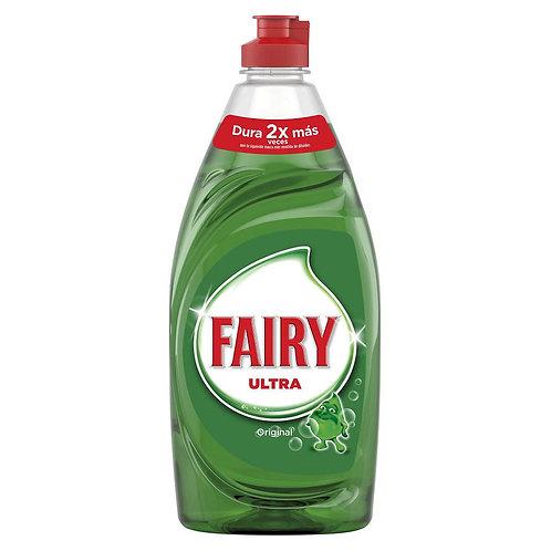 Fairy Ultra Verde 430 ml