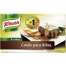 Knorr Bifes 8 Cubos