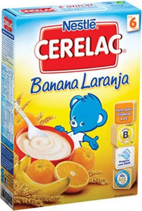 Cerelac Banana Laranja