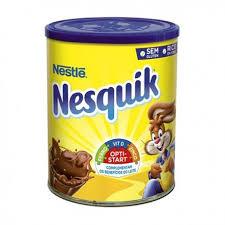 Chocolate em Pó Nesquik 400gr