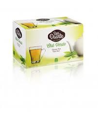 Chá Verde 20 Unidades
