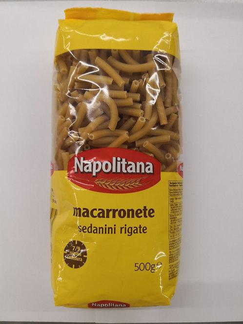 Napolitana Macarronete 500gr