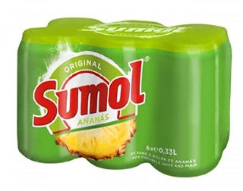 Sumol Ananás 24x33 cl
