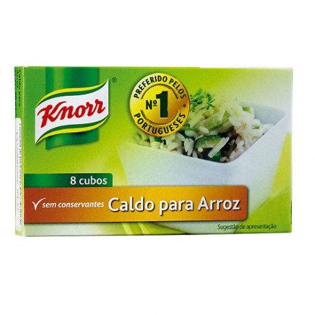Knorr Arroz 8 Cubos