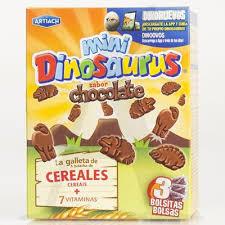 Mini Dinossauros Chocolate