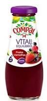 Compal Frutos Vermelhos 15x20 cl
