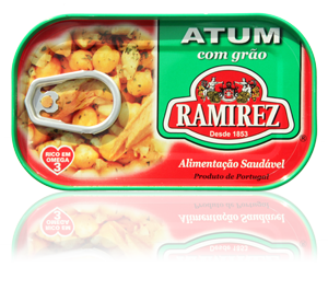 Atum C/ Grão 120 gr