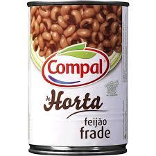 Feijão Frade Lata 410 gr