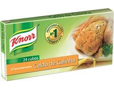Knorr Galinha 24 Cubos