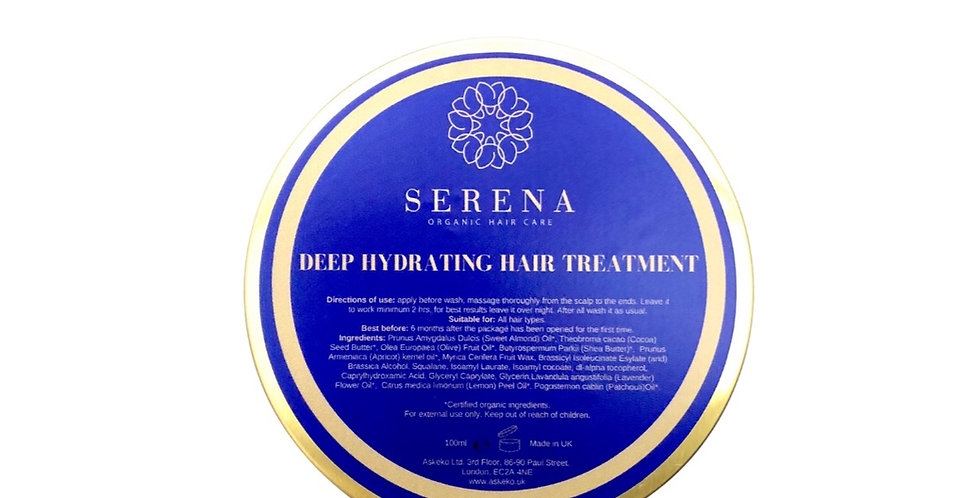 Deep Hydration Hair Treatment