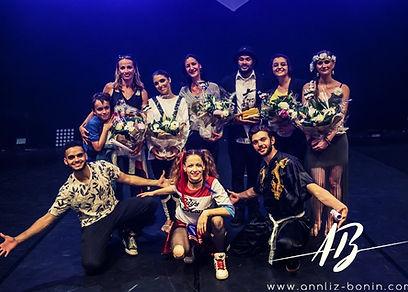 Ecole de danse Sophie Berra professeurs