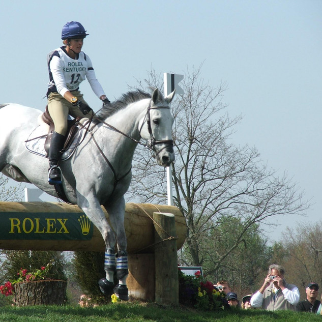 Fergus at Rolex