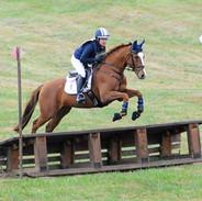 Buck at Virginia Horse Trials