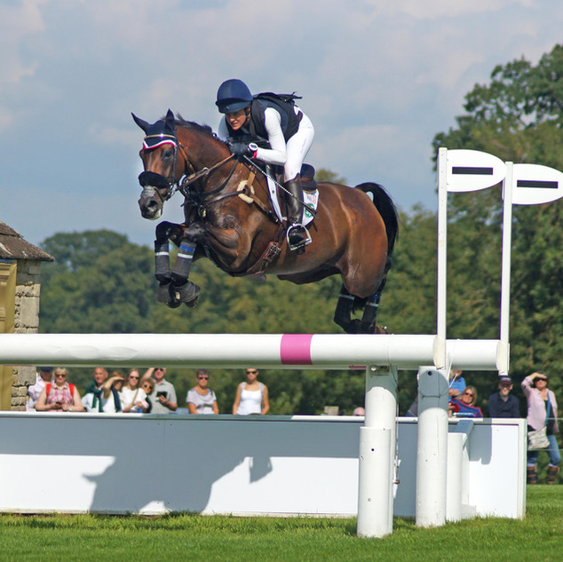 2017 Burghley Horse Trials