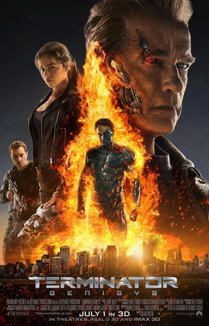 Terminator: Genisys poster