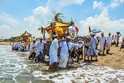 Bali unique Hindu Culture, Indonesia
