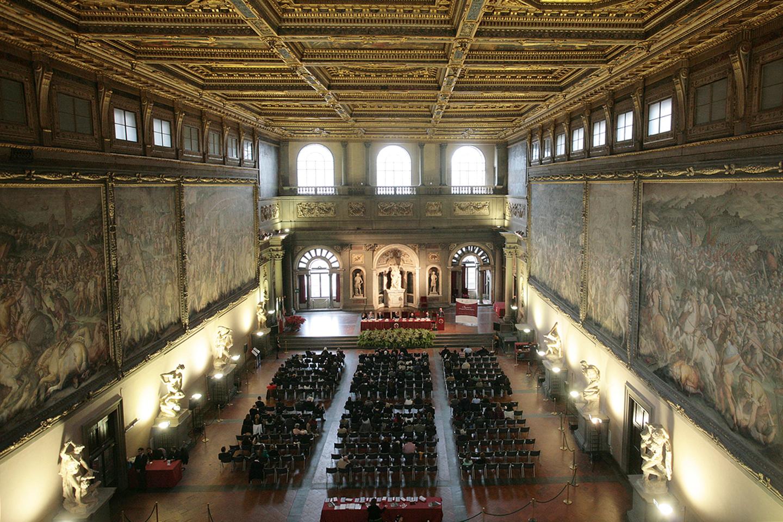 Salone dei Cinquecento Firenze