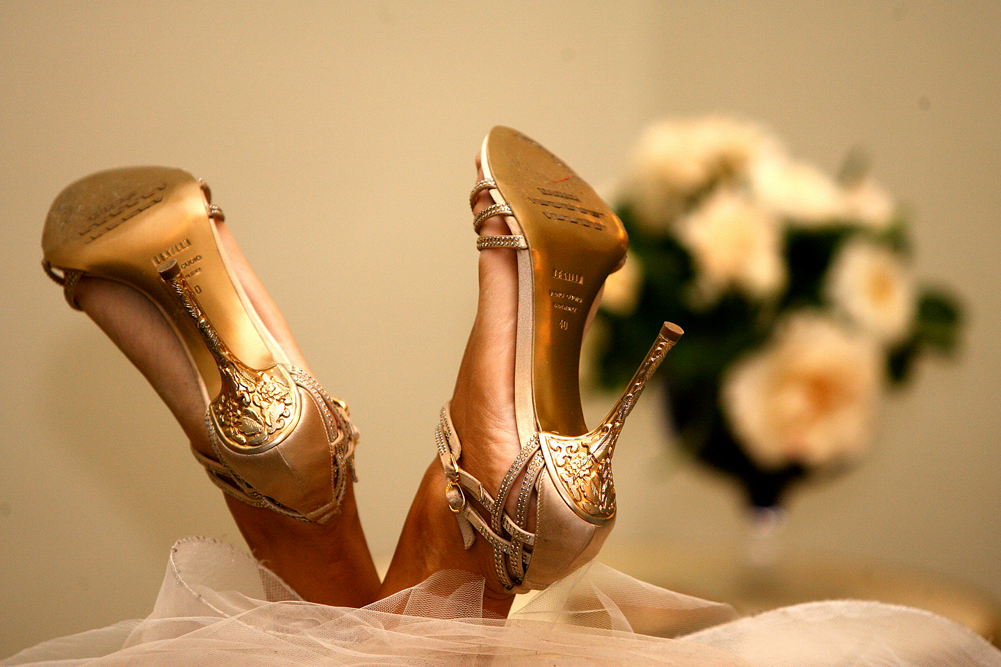 Bridal Shoes - Florence