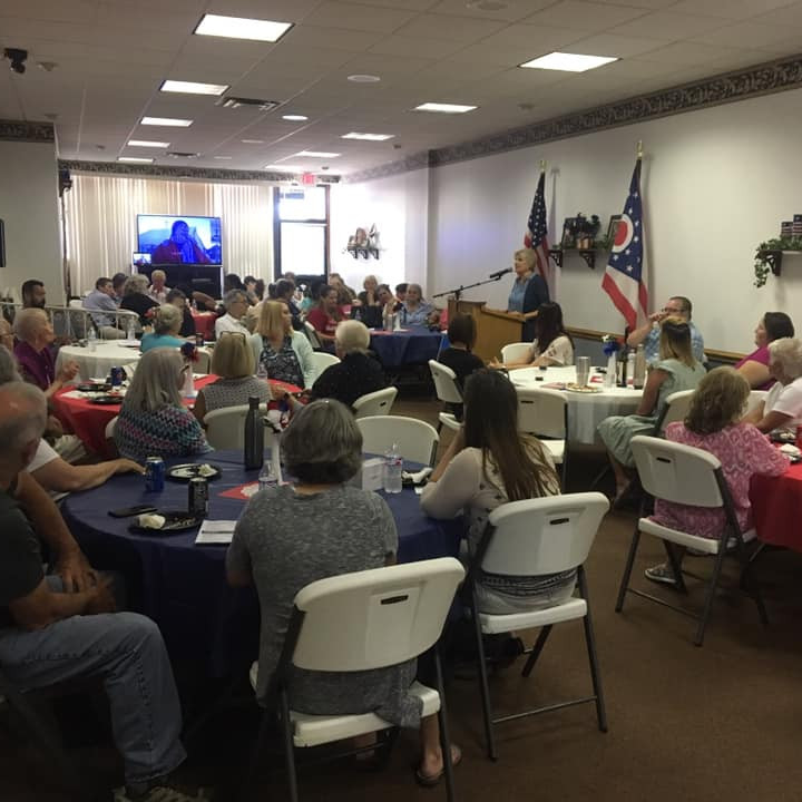 Monthly County Party Meeting