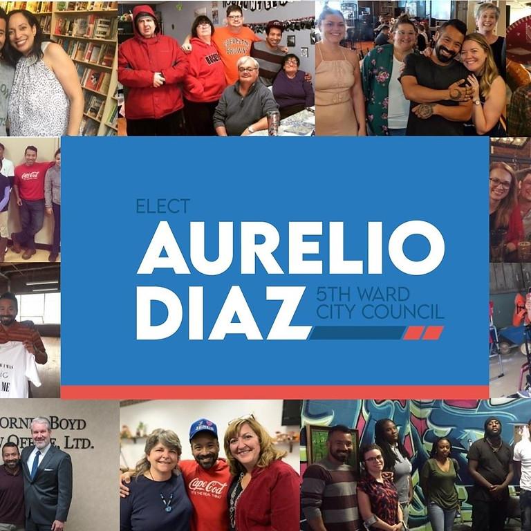 Aurelia V. Diaz Candidate Luncheon - Mansfield 5th Ward