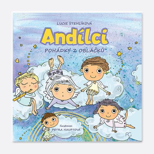 Andílci - pohádky z obláčků, Lucie Stehlíková