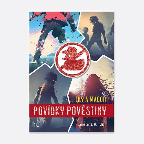 Povídky pověstiny - Jaroslav Tylich