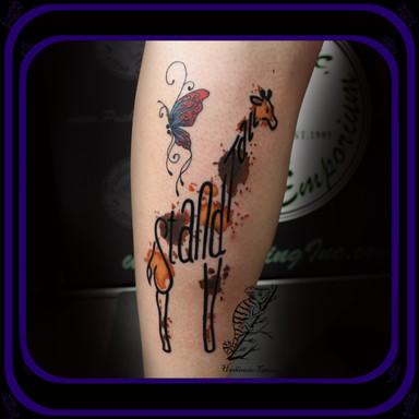 Tattoo By Amanda Hashimoto Barrie