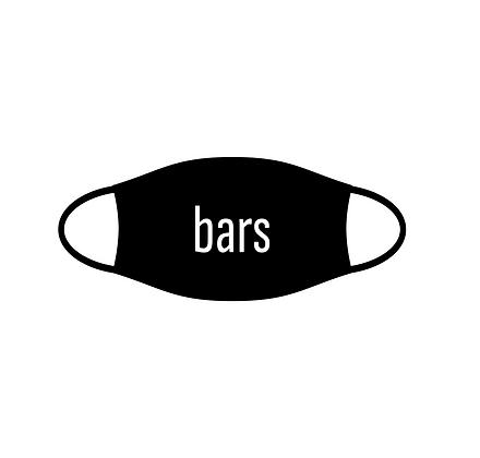 Bars Face Mask