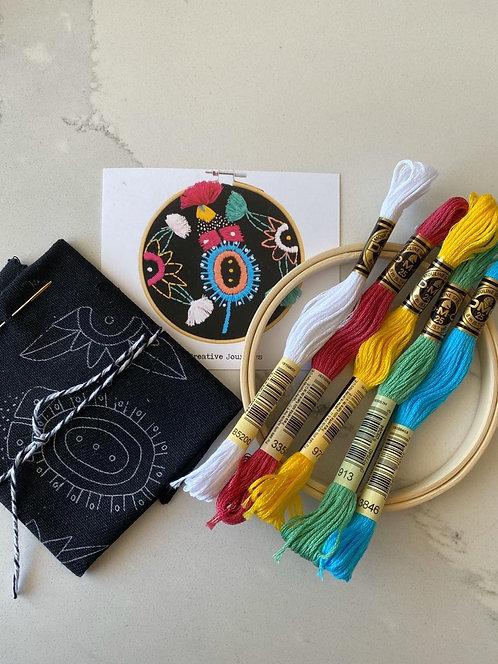 Kit de Bordado Katy Biele