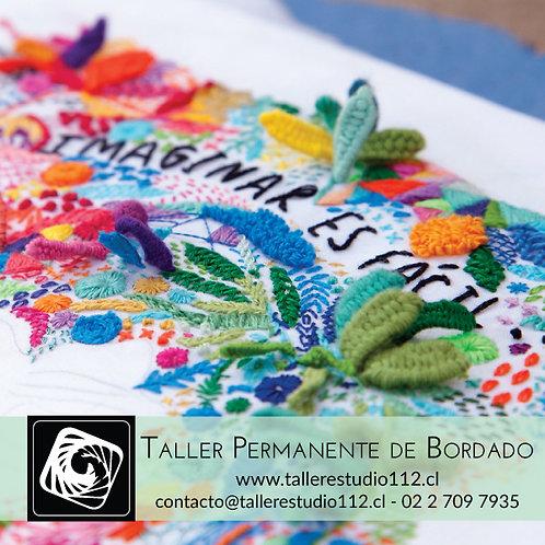 TALLER DE BORDADO PERMANENTE