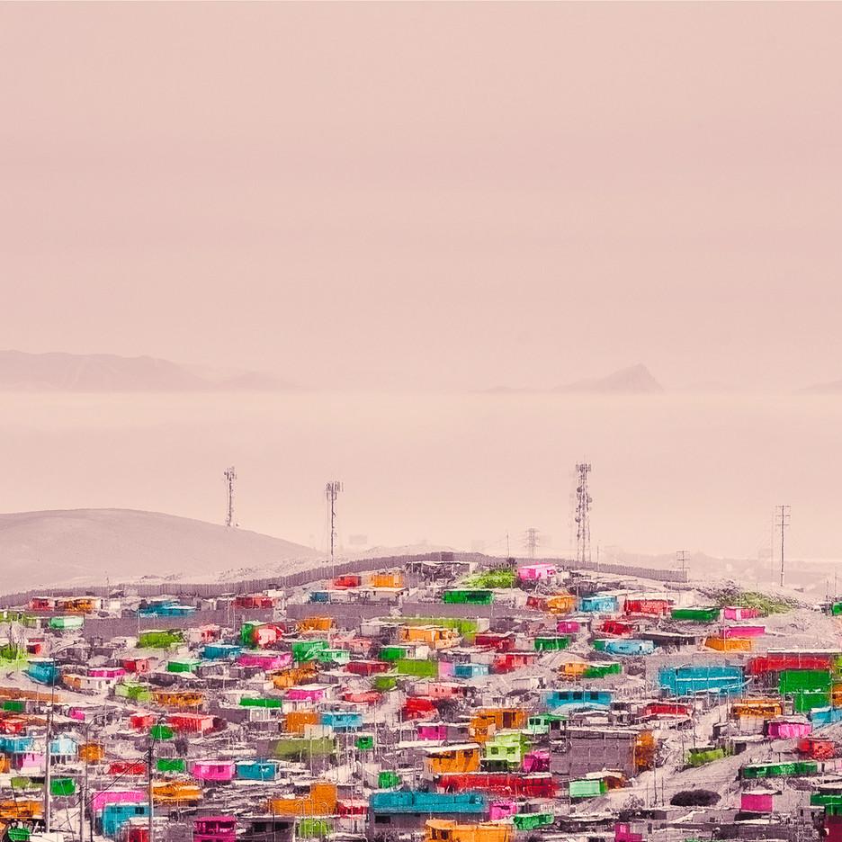 "Unititled IV / ""The Hills of Lima"""