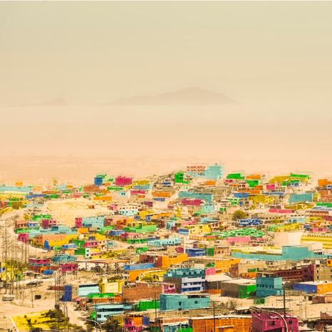 "Unititled III / ""The Hills of Lima"""