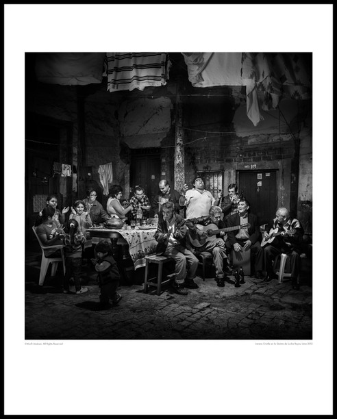 """Jarana"", Creole party in Lima, 2012"