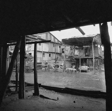 Street of Belén IV / Iquitos  2010