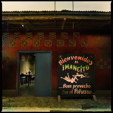 """""""Imancito"""" / """"The great comedy of life"""""""
