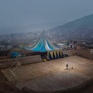 """The Tony Perejil Circus"" / Work in progress"
