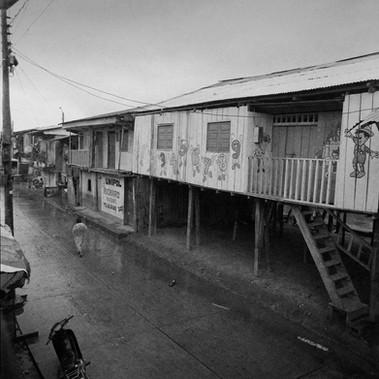 Street of Belén III / Iquitos  2010