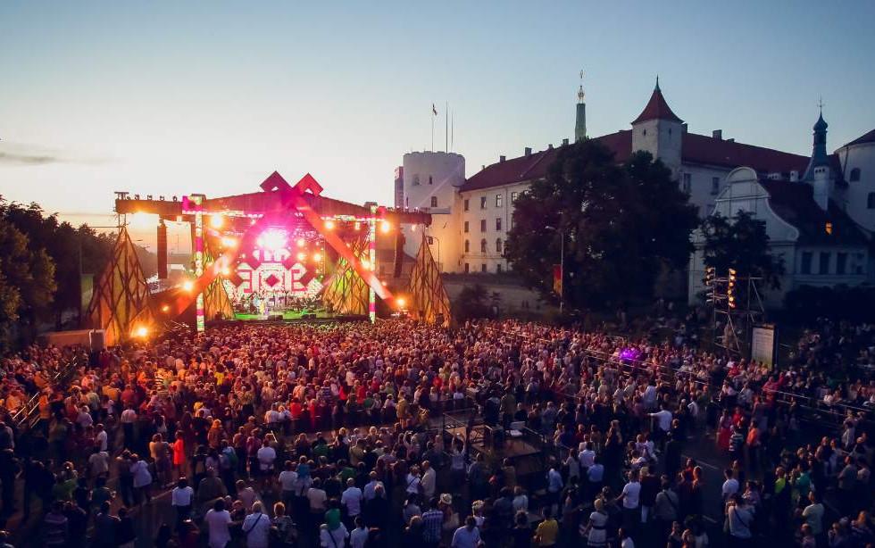 Concerts during Ligo