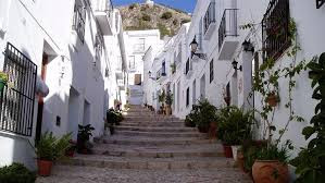 frigiliana stairs