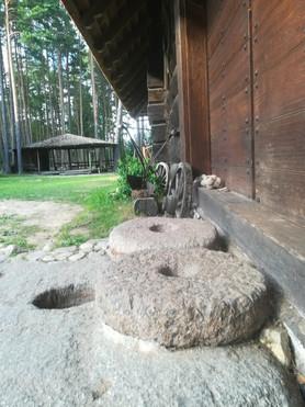 mill stones