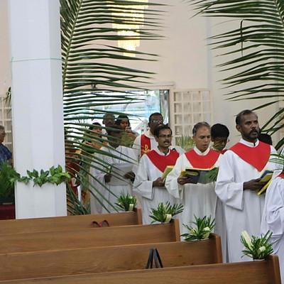 Palm Sunday Service 2019