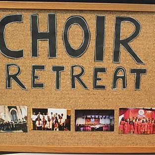 Choir Retreat 2016