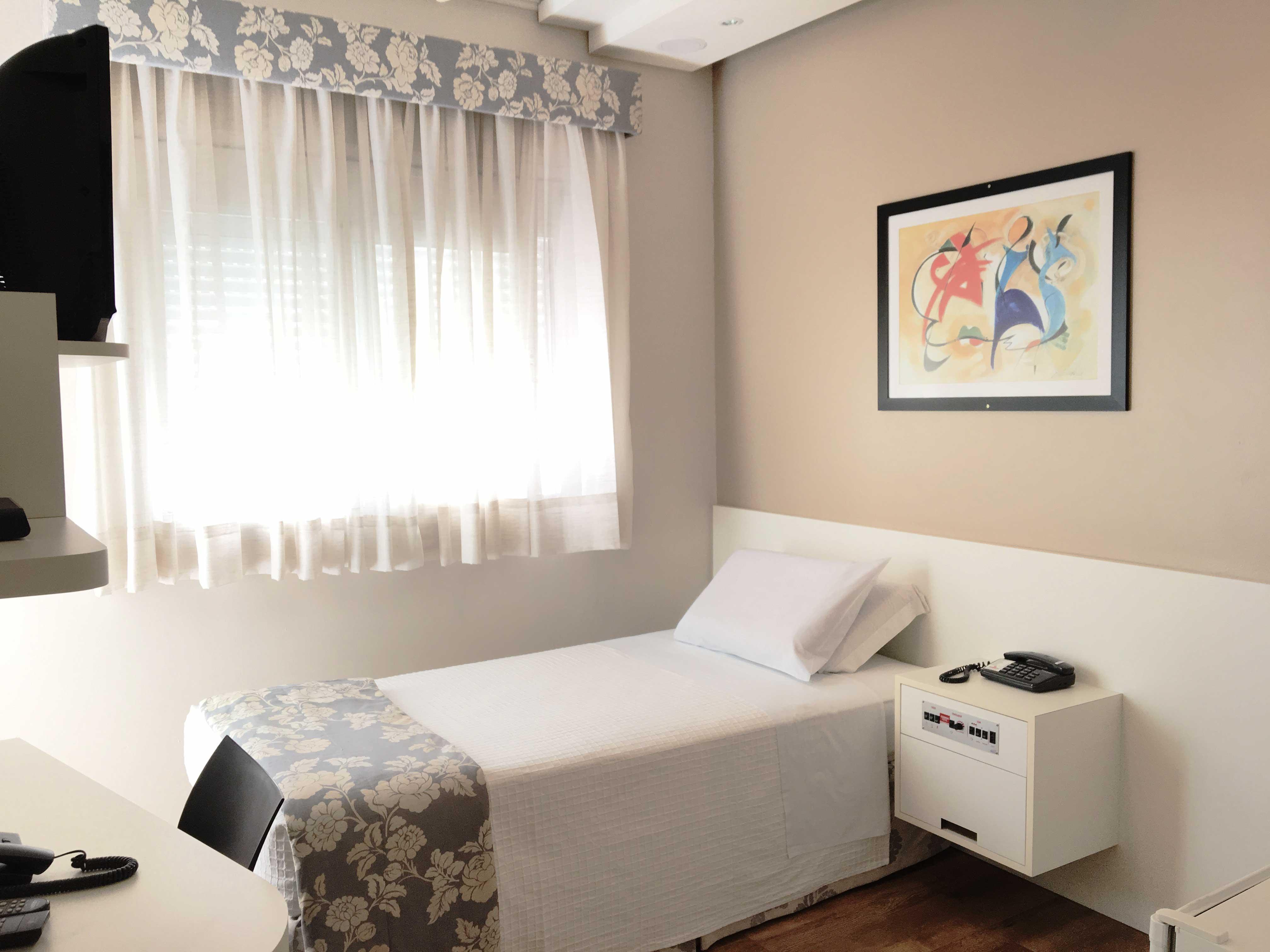 Hotel econômico Caxias do Sul
