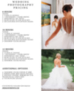 Affordable Louisville Kentucky KY Wedding Photography Pricing