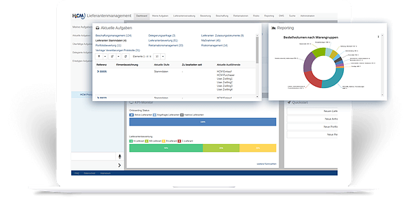 Lieferantenmanagement Software