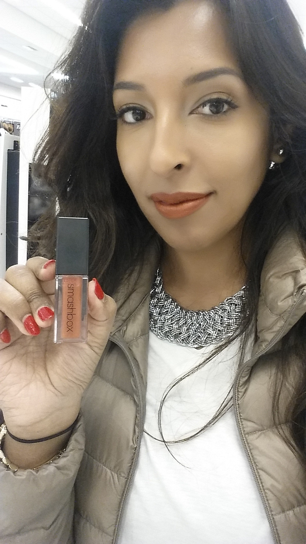 Smashbox Always On liquid lipstick in Out Loud