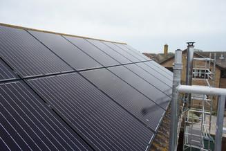 4kw Solar PV in New Romney