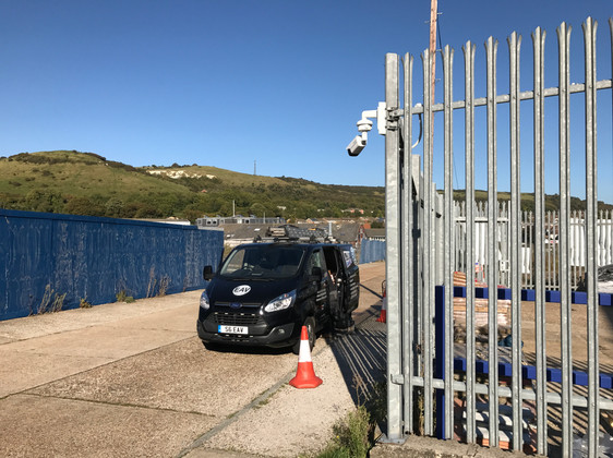 CCTV Folkestone Business