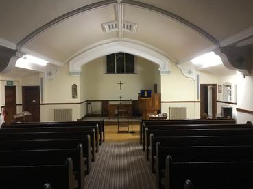 New Romney Methodist Church - PA System