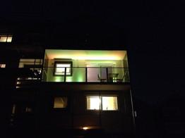 Baclony Lighting in Sandgate